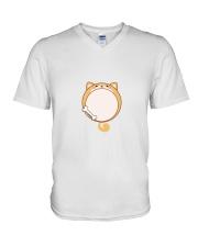 starsbulk V-Neck T-Shirt tile
