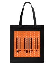 header-regression-test2-duplicate Tote Bag front