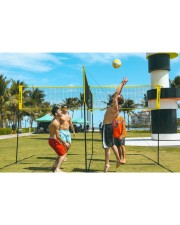 badALV3 Four Sided Volleyball Net - Large front-08
