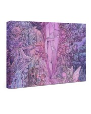 dark crystal 24x16 Gallery Wrapped Canvas Prints front