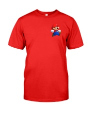 mario-test-1 Classic T-Shirt front