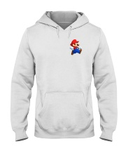 mario-test-1 Hooded Sweatshirt thumbnail