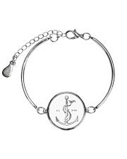 Festina Lente Jewelry Metallic Circle Bracelet thumbnail