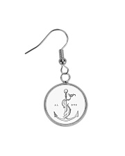 Festina Lente Jewelry Circle Earrings thumbnail