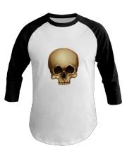 skull-sp Baseball Tee front