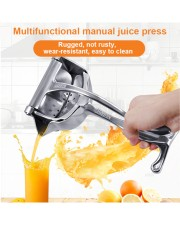 Reg25aug-ds Stainless Steel Manual Juicer front-02