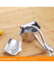Reg25aug-ds Stainless Steel Manual Juicer front-04