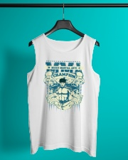 MIXED MARTIAL ARTS CHAMPION - LIMITED EDITION Sleeveless Tee lifestyle-unisex-tank-front-2