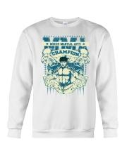 MIXED MARTIAL ARTS CHAMPION - LIMITED EDITION Crewneck Sweatshirt thumbnail