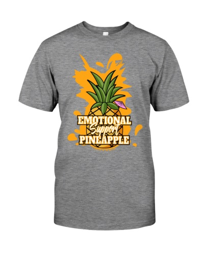 Emotional Support Pineapple