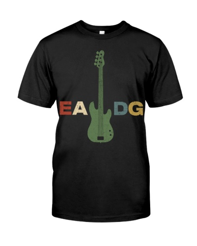 Bass guitar t shirts Gifts for men Graphic tees