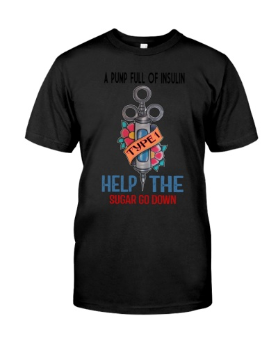 Diabetes awareness shirts Type 1 diabetes t shirts
