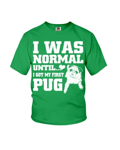 I WAS NORMAL UNTIL PUG COUPON