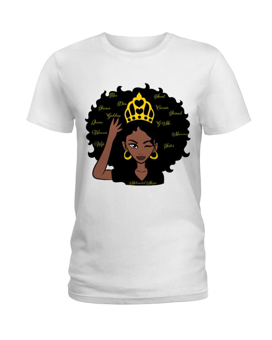 Melanted Magic Ladies T-Shirt