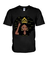 Melanted Magic V-Neck T-Shirt thumbnail