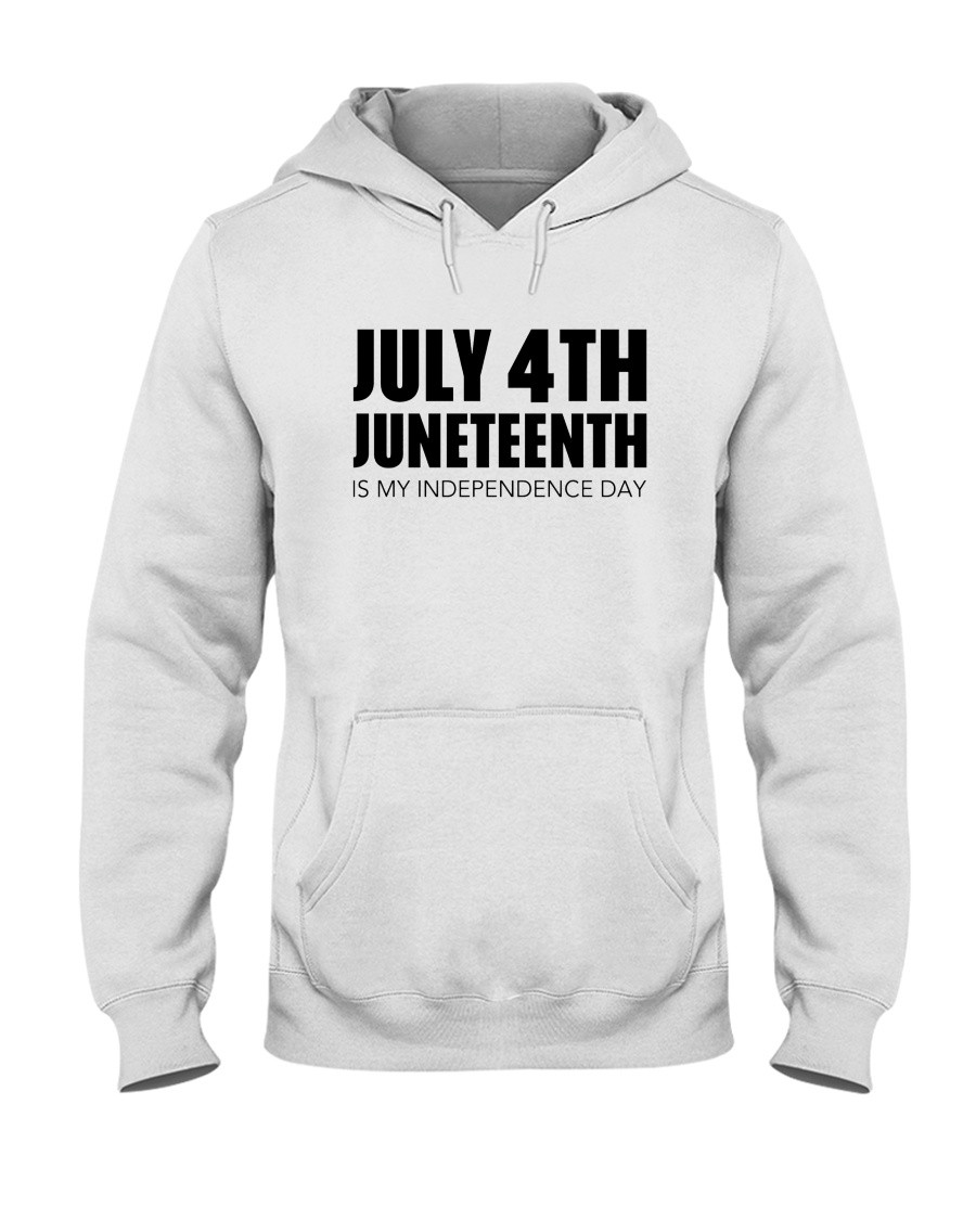Funny July 4Th Juneteenth Is My Independence Day T Shirt