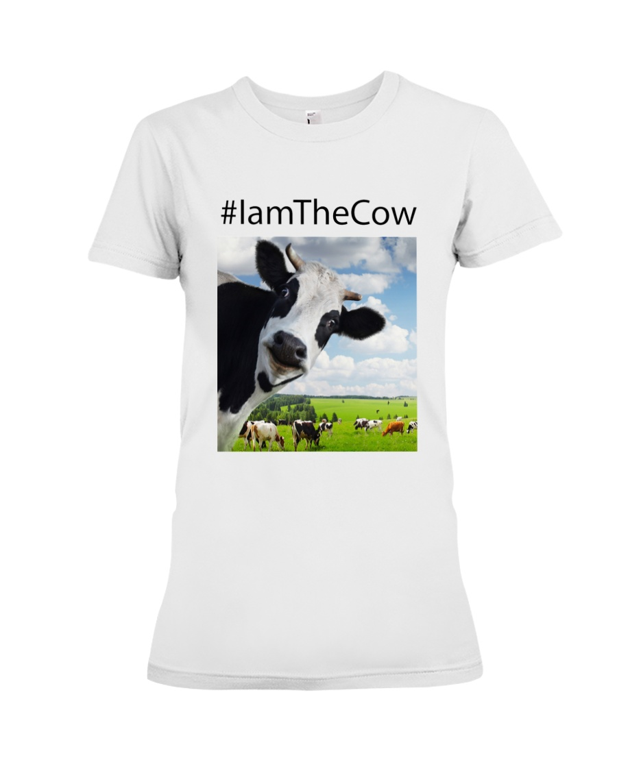 Eric Garcia For Congress #Iamthecow Shirt
