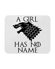 A Girl Has No Name Mousepad thumbnail