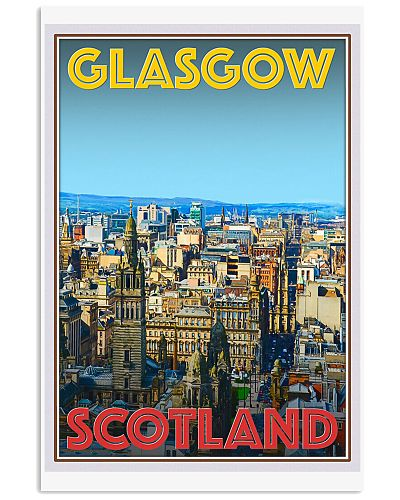SCOTLAND TRAVEL VINTAGE REPRINT