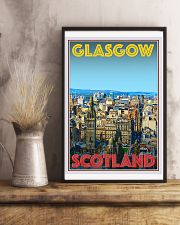 SCOTLAND TRAVEL VINTAGE REPRINT 11x17 Poster lifestyle-poster-3