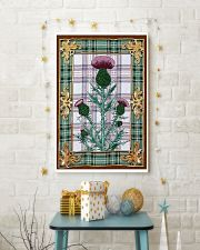 Scottish thistle Vintage reprint 11x17 Poster lifestyle-holiday-poster-3
