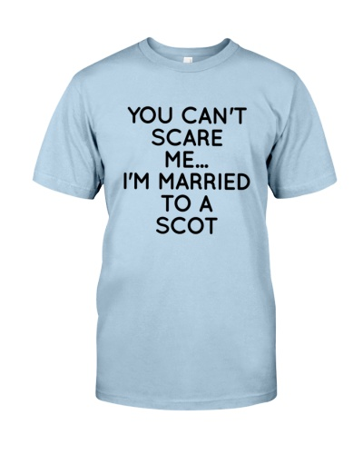 I'M MARRIED TO A SCOT
