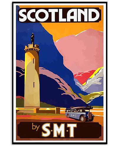 SCOTLAND VINTAGE TOURISM