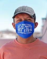 SCOTTISH EYES  Cloth Face Mask - 3 Pack aos-face-mask-lifestyle-06