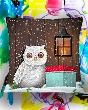 SCOTTISH NOLLAIG CHRIDHEIL  Square Pillowcase aos-pillow-square-front-lifestyle-17