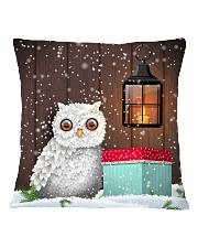 SCOTTISH NOLLAIG CHRIDHEIL  Square Pillowcase back
