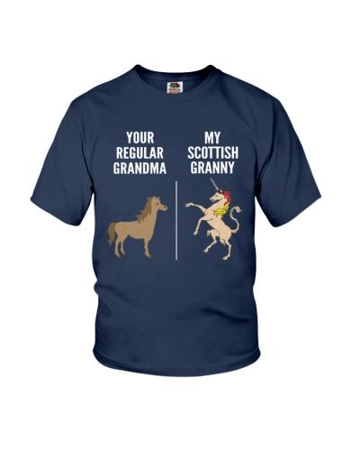 MY SCOTTISH GRANNY