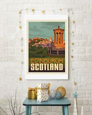 EDINBURGH TRAVEL VINTAGE REPRINT 11x17 Poster lifestyle-holiday-poster-3