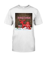 GAELIC MERRY CHRISTMAS - Nollaig Chridheil Premium Fit Mens Tee thumbnail