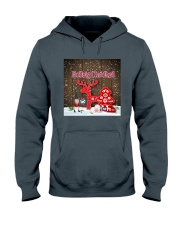 GAELIC MERRY CHRISTMAS - Nollaig Chridheil Hooded Sweatshirt thumbnail