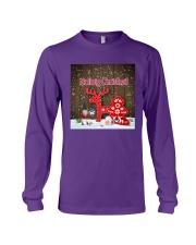 GAELIC MERRY CHRISTMAS - Nollaig Chridheil Long Sleeve Tee thumbnail