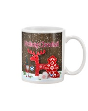 GAELIC MERRY CHRISTMAS - Nollaig Chridheil Mug thumbnail