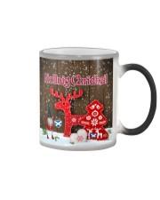 GAELIC MERRY CHRISTMAS - Nollaig Chridheil Color Changing Mug thumbnail