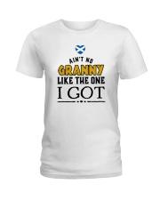 AIN'T NO GRANNY LIKE I GOT Ladies T-Shirt thumbnail