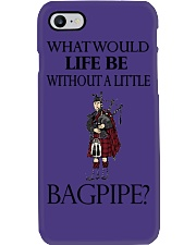 LITTLE BAGPIPE Phone Case thumbnail