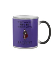 LITTLE BAGPIPE Color Changing Mug tile
