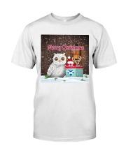 SCOTTISH MERRY CHRISTMAS Premium Fit Mens Tee thumbnail