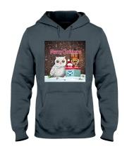 SCOTTISH MERRY CHRISTMAS Hooded Sweatshirt thumbnail