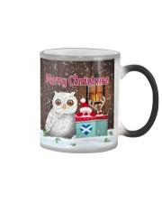 SCOTTISH MERRY CHRISTMAS Color Changing Mug thumbnail