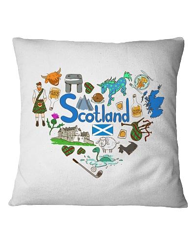 SCOTLAND HEART