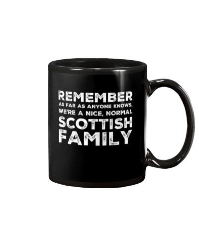 REMEMBER SCOTTISH FAMILY