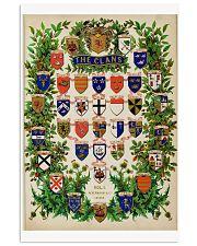 Scotland Clans VINTAGE REPRINT 11x17 Poster front
