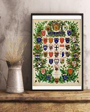 Scotland Clans VINTAGE REPRINT 11x17 Poster lifestyle-poster-3