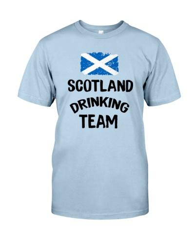 SCOTLAND DRINKING TEAM