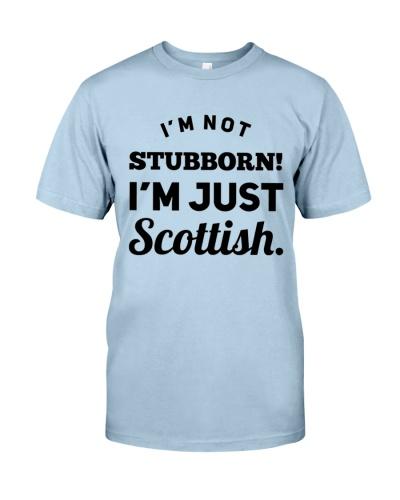 SCOTTISH STUBBORN