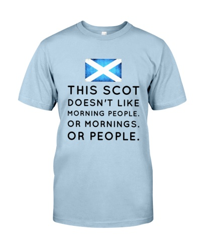 SCOT MORNING PEOPLE